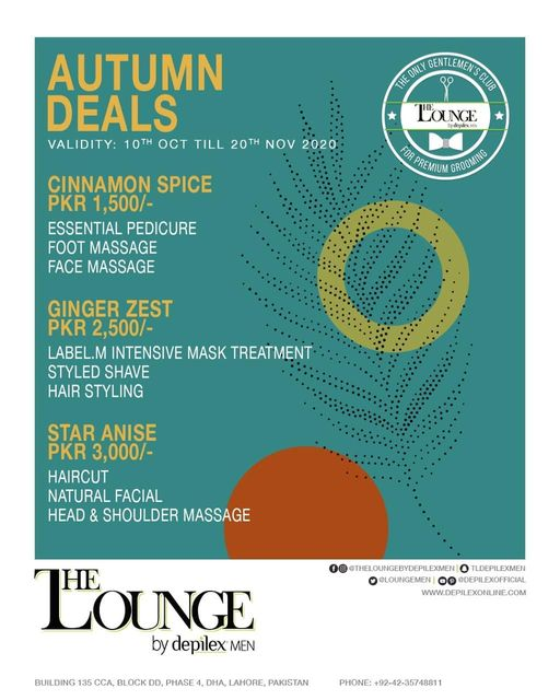 Lounge-Autumn-Deal